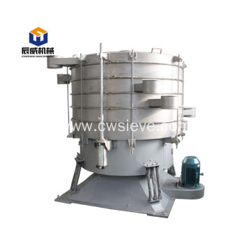 Professional medical particle vibration tumbler sieve